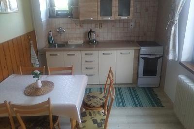 Kuchyňa a chodba